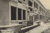 Rue de Fierlant 35 – rue du Monténégro 155-159, façade donnant sur la cour© Bâtir, 8, 1933, p.310.