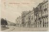 L'avenue Besme en direction de la place Albert avec, au premier plan, les nos75, 77, 79 et 81, 1913, (coll. Belfius Banque © ARB-SPRB)