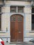 Avenue Besme 97, détail de la porte, 2016