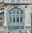 Avenue Besme 103, fenêtre à arc outrepassé éclairant le rez-de-chaussée, 2016