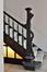 Avenue Besme 103, hall d'entrée avec escalier, 2016
