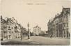 L'avenue Besme en direction de la place Albert, la première maison à droite étant le no115, 1918© (collection Belfius Banque© ARB-GOB)