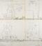 Chaussée de Bruxelles 226-228, élévation, ACF/Urb. 8808 (1925)