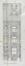 Rue du Charme 20, élévation© ACF/Urb. 6476 (1914)