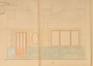 Avenue Everard 59, transformation façade rez-de-chaussée© ACF/Urb. 13379 (1937)