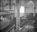 Prison de Forest, vue intérieure de la chapelle, Bruxelles Patrimoine, 10, 2014, p. 102