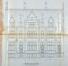 Logements de fonction du personnel de prison, avenue de la Jonction 44, 46 et 48, élévation© ACF/Urb. 5416 (1911).