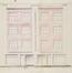 Rue des Moines19-21-23, élévation© ACF/Urb. 11713 (1932).