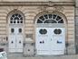 Avenue du Roi164-166, porte et porte cochère, 2019