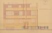 Rue Roosendael 111, élévation, ACF/Urb. 11028 (1930).