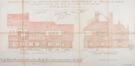 Avenue des Sept Bonniers 277, 279 et 281, élévations, ACF/Urb. 7961 (1923)