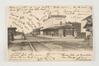 Rue de la Station 91, gare de Forest-Midi, 1902© Collection Belfius Banque - Académie royale de Belgique ©ARB-urban.brussels