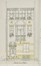 Rue Timmermans 20, élévation© ACF/Urb. 6376 (1913)