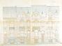 Avenue Van Volxem259 à 265, élévation© ACF/Urb. 1212 (1897)