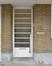 Avenue Victor Rousseau 40, porte et panonceau avec le numéro de la maison, 2016