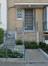Avenue Victor Rousseau 68-70, porte d'entrée et escalier , 2016