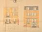 Avenue Victor Rousseau 68-70, élévation© ACF/Urb. 11170 (1931)