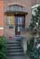 Avenue Victor Rousseau 90, porte flanquée d'une fenêtre, le tout sous auvent, 2016