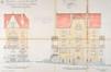 Villalaan 101, opstand voorgevel en oostelijke zijgevel, GAV/DS 9705 (1928)