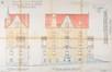 Villalaan 101, achtergevel en westelijke zijgevel, GAV/DS 9705 (1928)
