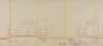 Eden City 22 – chaussée de Bruxelles 368, élévation© ACF/Urb. 13018 (1936)