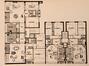 Boulevard Brand Whitlock 76, plan de l'étage-type © (La Maison, 4, 1960, p. 117)