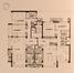 Boulevard Brand Whitlock 77, plan d'un étage-type © (Architecture, 5, 1952, p. 144)