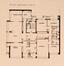 Boulevard Brand Whitlock 77, plan du troisième étage © (Architecture, 5, 1952, p. 146)