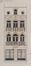 Boulevard Brand Whitlock 110, élévation originelle, ACWSL/Urb. 1339 (1923)