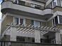 Avenue de Broqueville 131, pergola et balcons, 2020