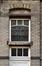 Avenue Albert Jonnart 49, détail de la porte, 2011