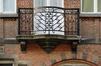 Avenue Albert Jonnart 51, balcon, 2011