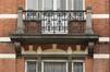 Avenue Albert Jonnart 85, balcon, 2011