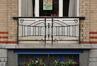 Avenue des Rogations 57, garde-corps de la porte-fenêtre du rez-de-chaussée, 2011