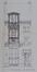 Avenue des Rogations 89, élévation originelle, ACWSL/Urb. 1850 (1926)