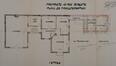Vergotestraat 34, uitbreiding, plan van de verdieping, GASLW/DS 1414 (1924)