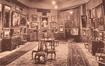 Musée Charlier, grande galerie au rez-de-chaussée, s.d. (Collection de Dexia Banque).