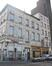 Chaussée de Haecht 2, 4 et 6 et rue Royale 169-173. Façade rue Royale (photo 1993-1995).