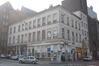 Chaussée de Haecht 2, 4, 6 et rue Royale 169-173. Façade chaussée de Haecht (photo 1993-1995).