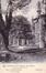 Jardin de l'Institut des Dames de Marie, s.d. (Collection de Dexia Banque)