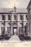 Institut des Dames de Marie, aile néo-gothique au fond de la cour, s.d. (Collection de Dexia Banque)