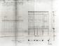 Chaussée de Louvain 66-70, projet de 1851 et relevé de la situation anc. (ACSJ/Urb./TP 127).