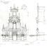 Kerk Sint-Joost. Bouwaanvraag van 1891 (GASJ/DS/OW 4076)