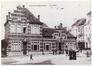 Station de la chaussée de Louvain, vers 1900 (Collection cartes postales SNCB)