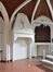 Rue Royale 288, salle gothique octogonale, 2018