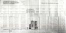 Résidence du Gésu. Projet de 1929 (ACSJ/Urb./TP 144)