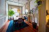 Square Gutenberg 19, la salle à manger au rez-de-chaussée, (architecte atelier Moneo), 2020