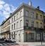 Poincaré 34, 35 (boulevard)<br>Moretus 1, 1a, 3, 5, 7 (rue)