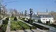 La deuxième terrasse des jardins© (MRAH, 2014)