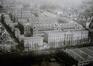 Vue aérienne de l\'École militaire dans l\'entre-deux-guerres (Archives de l\'École royale militaire).